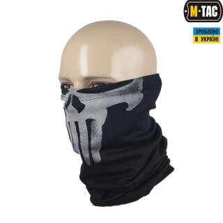 M-Tac шарф-труба Punisher черный