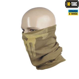 M-Tac шарф-труба Punisher койот