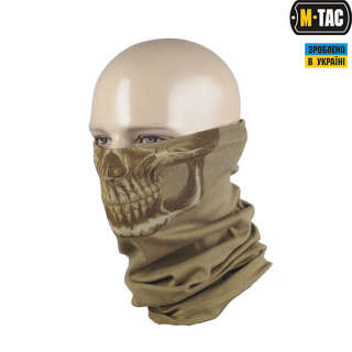 M-Tac шарф-труба Reaper Skull койот