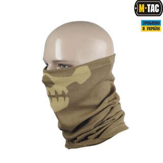 M-Tac шарф-труба Skull койот