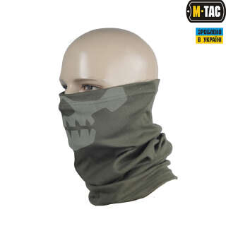 M-Tac шарф-труба Skull олива