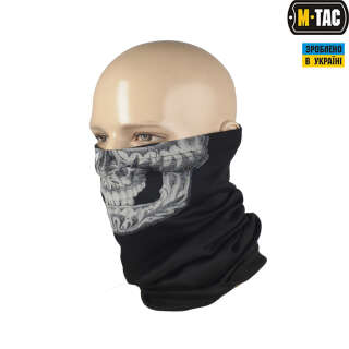 M-Tac шарф-труба Sugar Skull черный