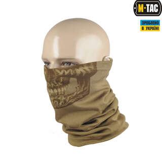 M-Tac шарф-труба Sugar Skull койот