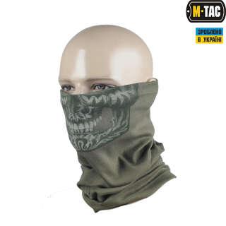 M-Tac шарф-труба Sugar Skull олива