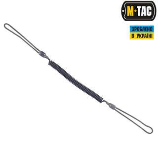M-Tac шнур страхувальний Lite універсальний чорний