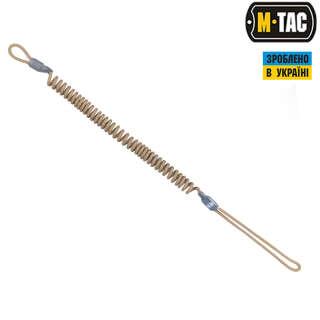 M-Tac шнур страховочный Medium комбинированый койот