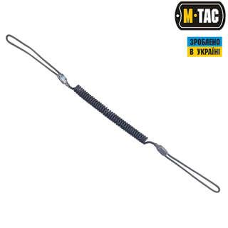 M-Tac шнур страхувальний Medium універсальний чорний