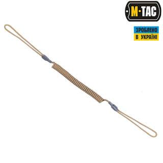 M-Tac шнур страхувальний Medium універсальний койот