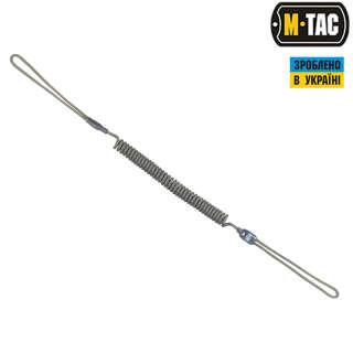 M-Tac шнур страхувальний Medium універсальний олива