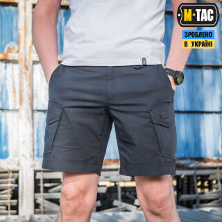 M-Tac шорты Aggressor Lite Anthracite