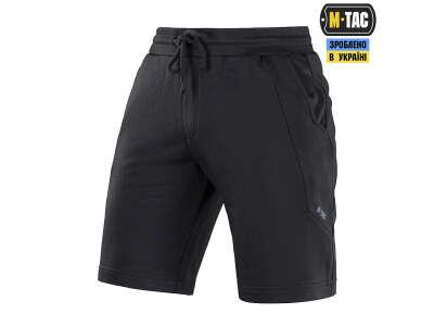 M-Tac шорты Casual Fit Cotton Black