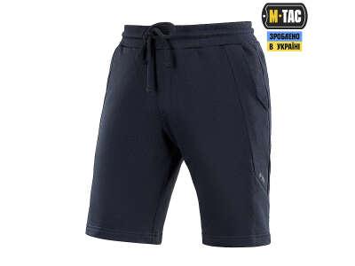 M-Tac шорты Casual Fit Cotton Dark Navy Blue