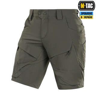 M-Tac шорты Rubicon Flex Army Olive