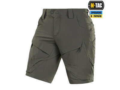 M-Tac шорты Rubicon Flex Army Olive