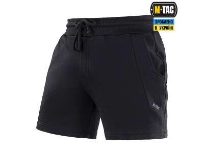 M-Tac шорты Sport Fit Cotton Black