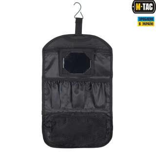 M-Tac сумка для туалетных принадлежностей Elite Black (сорт 2)