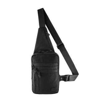 M-Tac сумка-кобура наплічна Elite Gen.IV Black
