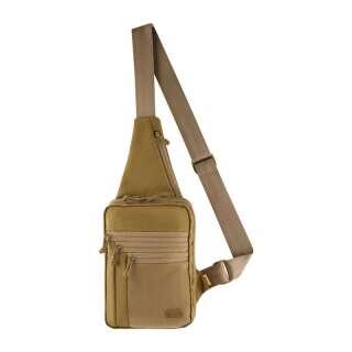 M-Tac сумка-кобура наплічна Elite Gen.IV з липучкою Coyote