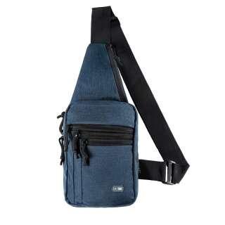M-Tac сумка-кобура наплічна Jean Blue