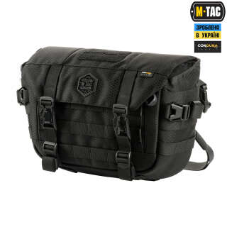 M-Tac сумка Messenger Bag Elite Hex Black