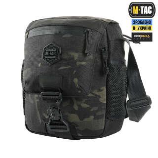 M-Tac сумка Satellite Magnet Bag Elite Hex Multicam Black/Black