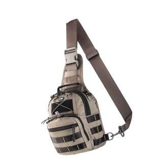 M-Tac сумка Urban Line City Patrol Fastex Bag Grey