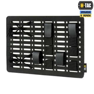 M-Tac вставка модульна MOLLE 27x16.5 Laser Cut Black