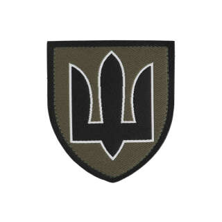 Нарукавный знак Генеральний штаб ЗСУ (жаккард)