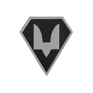 Нарукавный знак Сили спеціальних операцій ЗСУ (жаккард)