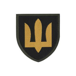Нарукавный знак Танкові війська (жаккард)