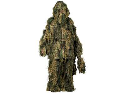 Маскировочный костюм GHILLIE, USMC Digital Woodland, Helikon-Tex