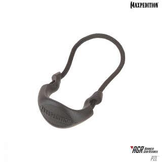 Maxpedition Positive Grip Zipper Pulls Large Black