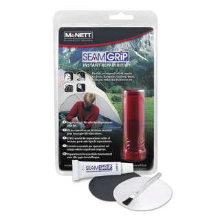 McNett набор клейких заплаток для ремонта одежды и снаряжения Seam Grip