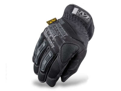 Mechanix Impact Pro Gloves Black