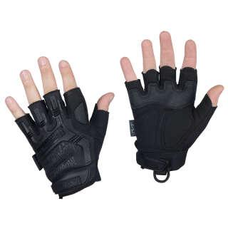 Mechanix M-Pact Fingerless Gloves Black