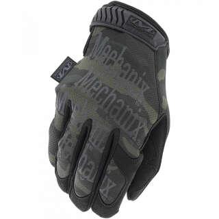 Mechanix Original Gloves Multicam Black