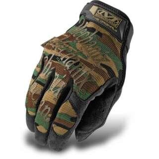 Mechanix Original Gloves Woodland