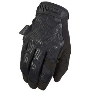 Mechanix Original Vent Gloves Black