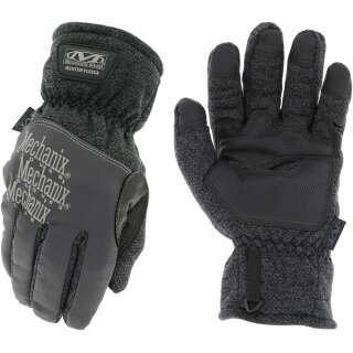 Mechanix Winter Fleece Gloves Gray