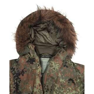 Хутряна облямівка для влагозащитной куртки, [182] Olive, Mil-tec
