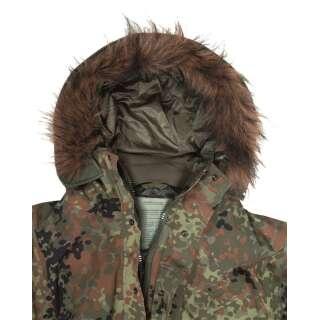 Хутряна облямівка для влагозащитной куртки, Mil-tec