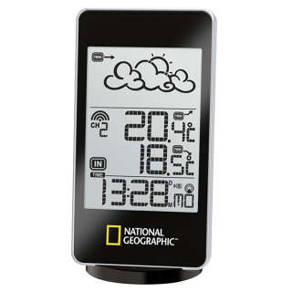 Метеостанция National Geographic Basic black, National Geographic (USA)
