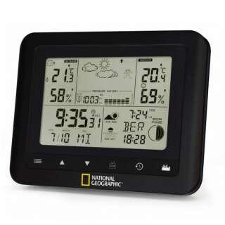 Метеостанция National Geographic Weather Stations Black, National Geographic (USA)