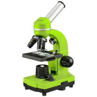 Микроскоп Bresser Biolux SEL 40x-1600x Green (смартфон-адаптер), Bresser (Germany)