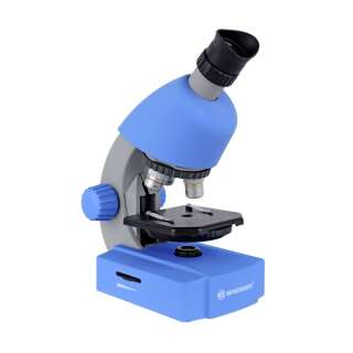 Мікроскоп Bresser Junior 40x-640x Blue