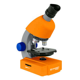 Мікроскоп Bresser Junior 40x-640x Orange (Base)