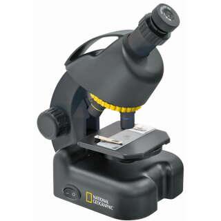 Мікроскоп National Geographic 40x-640x (з адаптером для смартфона)