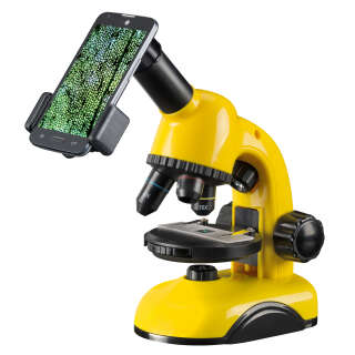 Микроскоп National Geographic Biolux 40x-800x (с адаптером для смартфона), National Geographic (USA)