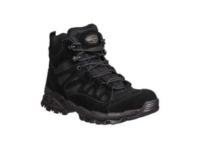 Mil-Tec Squad Boots Black Взуття тактичне EU44