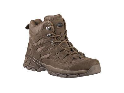 Mil-Tec Squad Boots Brown Взуття тактичне EU43